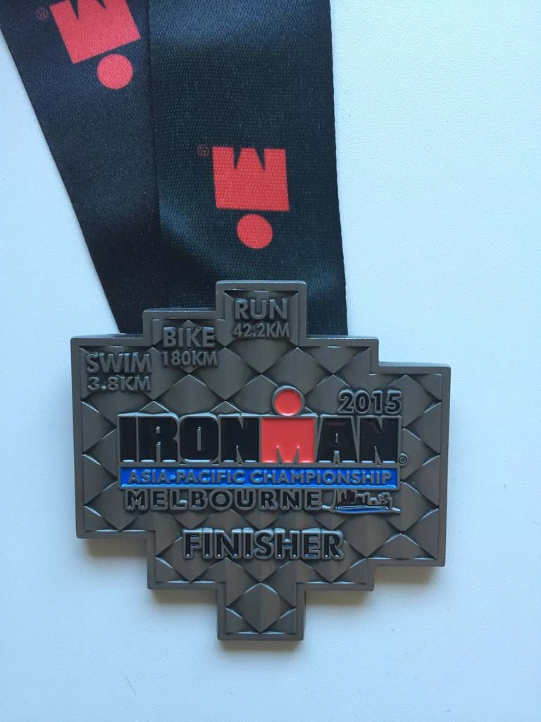 Ironman Triathlon performance; nutrition; physiology testing